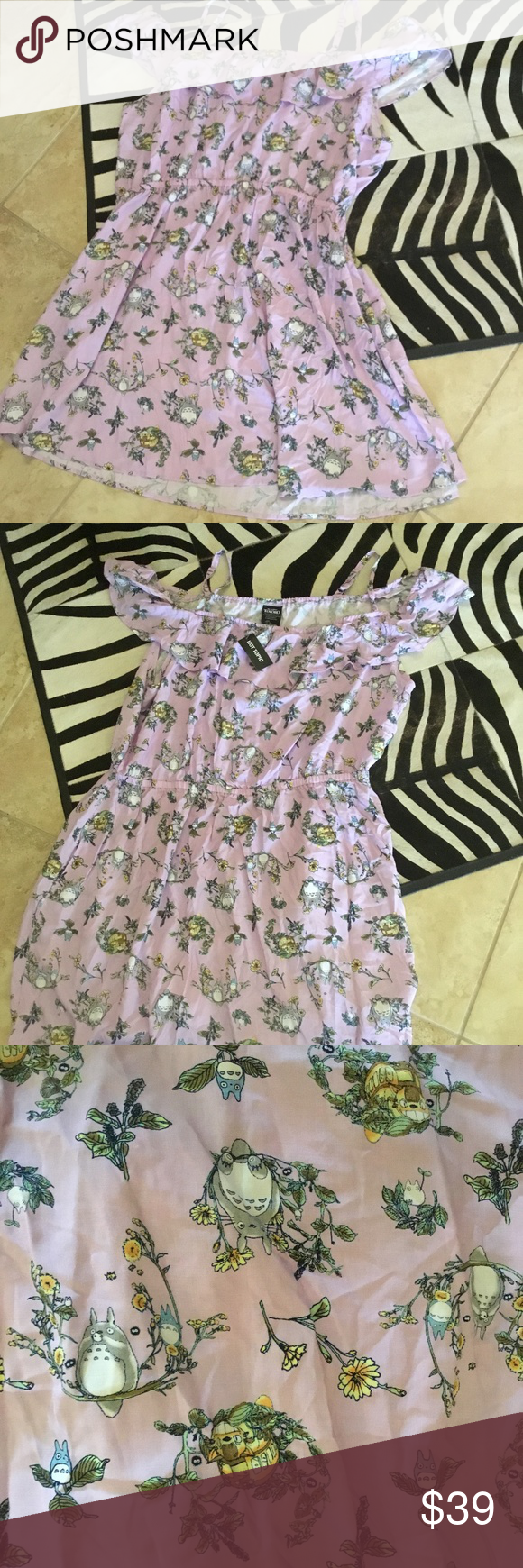 Hot Topic Studio Ghibli dress size 4x new Hot Topic cute Studio Ghibli dress size 4x new with tags elastic waist fits 3x/4x Hot Topic Dresses #hottopicclothes Hot Topic Studio Ghibli dress size 4x new Hot Topic cute Studio Ghibli dress size 4x new with tags elastic waist fits 3x/4x Hot Topic Dresses #hottopicclothes
