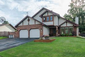 One of a kind Home in Red Deer with huge landscaped lot!! Red Deer Alberta image 1