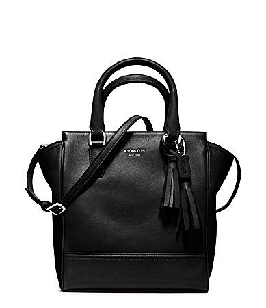 COACH LEGACY LEATHER MINI TANNER....Soon you will be mine..