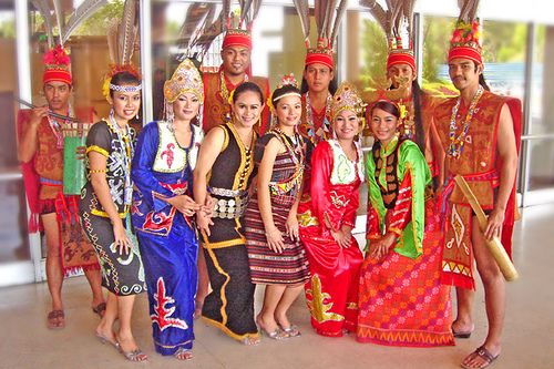 5993448fc traditional costume of Sabah (Malaysia) Genting Highlands, People Around  The World, All
