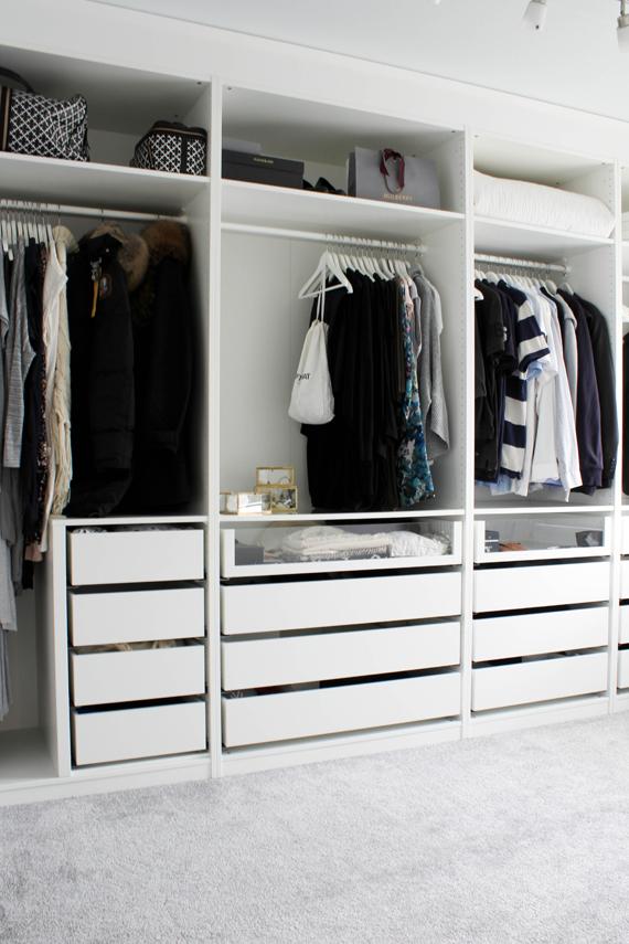 Mitt vita hus pinteres - Design walk in closet ikea ...