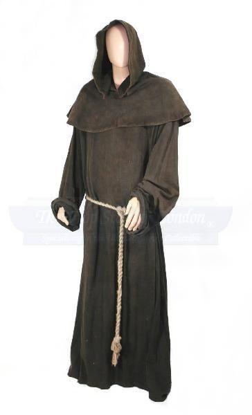 Monk habit robe
