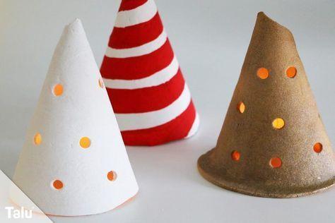 Basteln mit Salzteig - Ideen für Frühjahr, Herbst und Weihnachten - Talu.de
