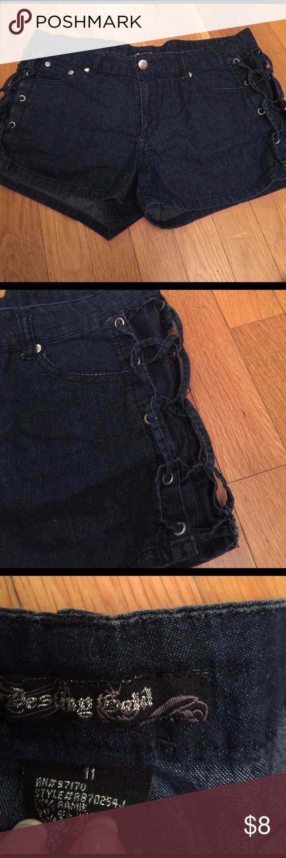 jean shorts Adorable jean shorts size 11 juniors Shorts Jean Shorts