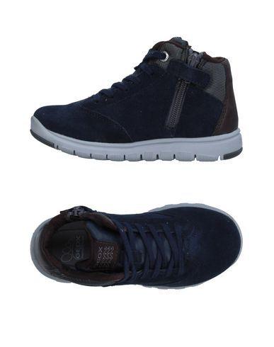 GEOX Boy's' High-tops & sneakers Dark blue 13C US
