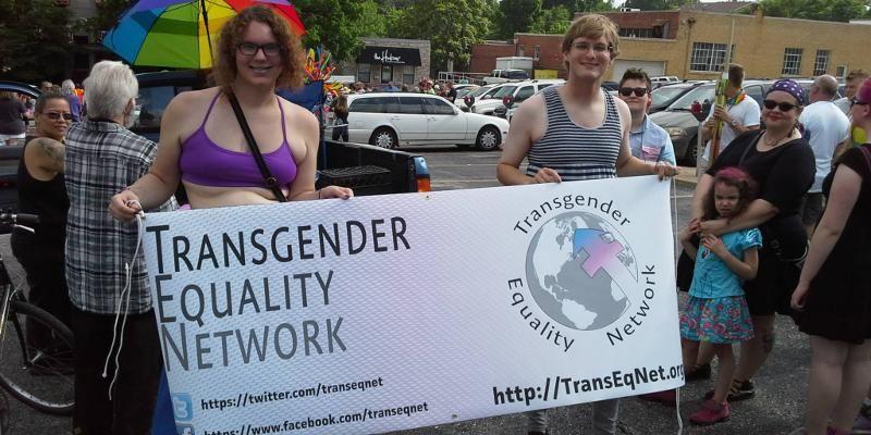Linn recommend Transgender girls fucking guys
