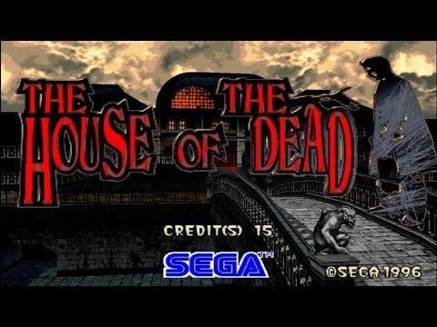 The House Of The Dead Walkthrough Arcade Youtube Sega