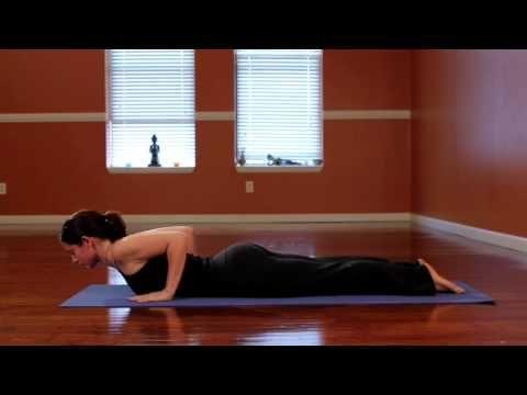 beginning vinyasa backbend instruction / cobra pose yoga