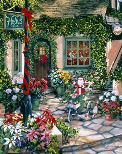 Susan rios 39 s navidad navidad pinterest cuadros de for Cuadros de navidad