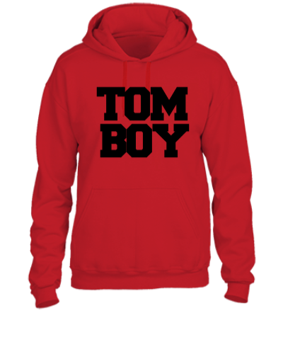 Tomboy - UNISEX HOODIE