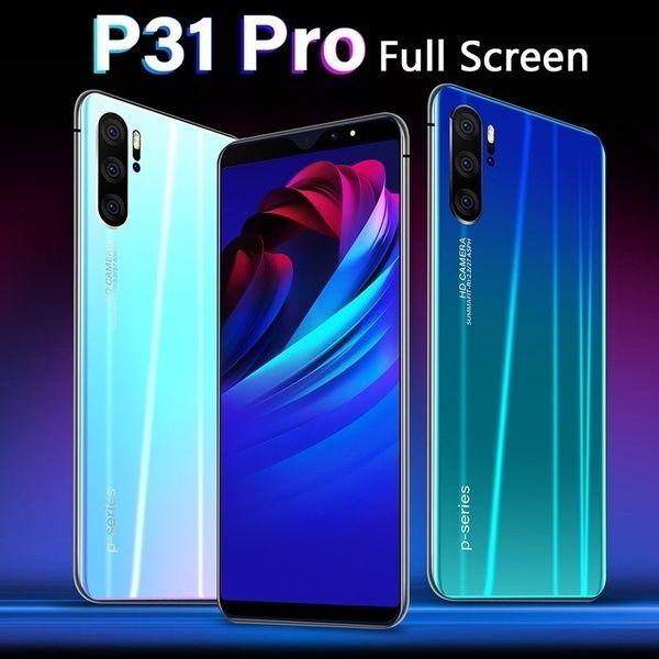 Hot sale 6.3 inch QHD big screen P31Pro long standby