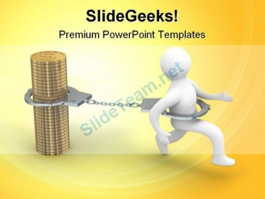 Promissory Notes People PowerPoint Template 1110 #PowerPoint - business promissory note template