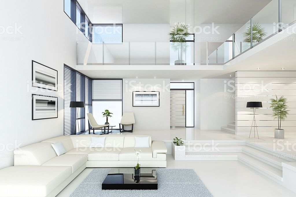 Luxury White Villa Interior Home Decor Home Feng Shui