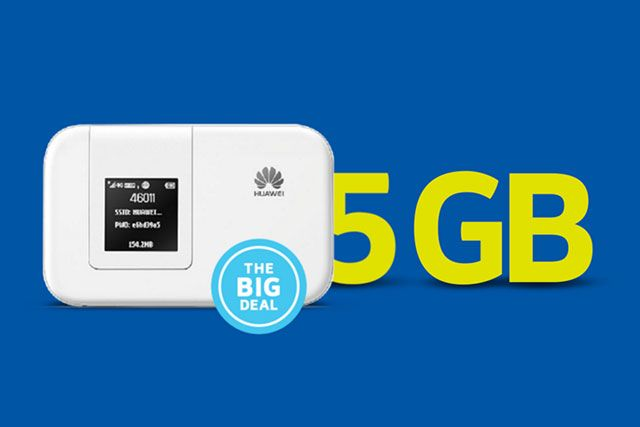Deal Of The Month 5gb Mobile Data For R99 Mobile Data Data Deal