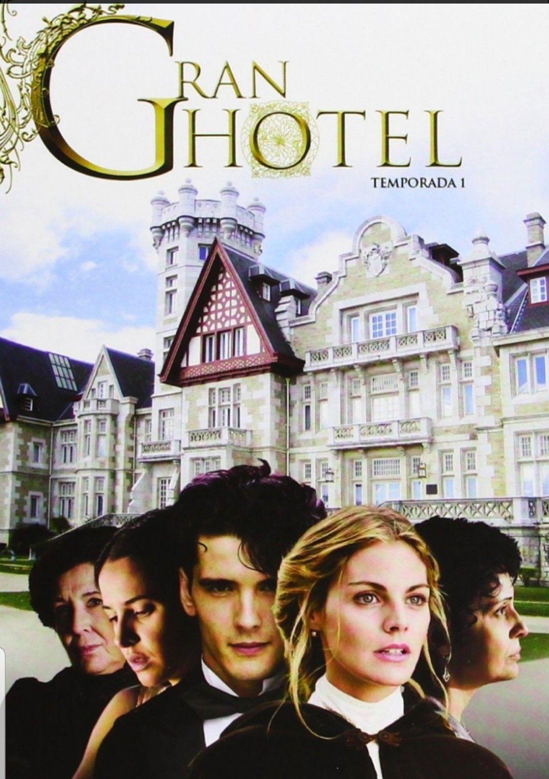 Gran Hotel (20112013) Drama SERIES. Spain film. Set in