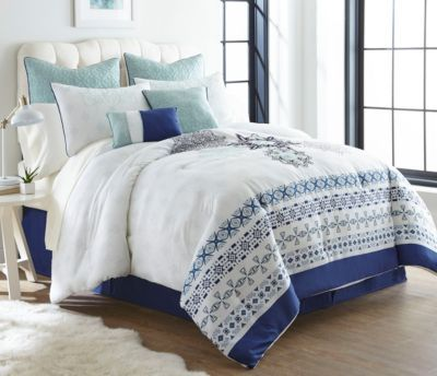 Photo of Nanshing April 12-Pc. Comforter Set Collection & Reviews – Bed in a Bag – Bed & Bath – Macy's