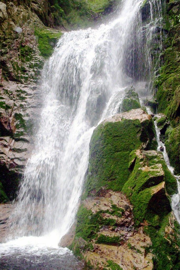 Waterval Reuzengebergte Polen Antoniow 76