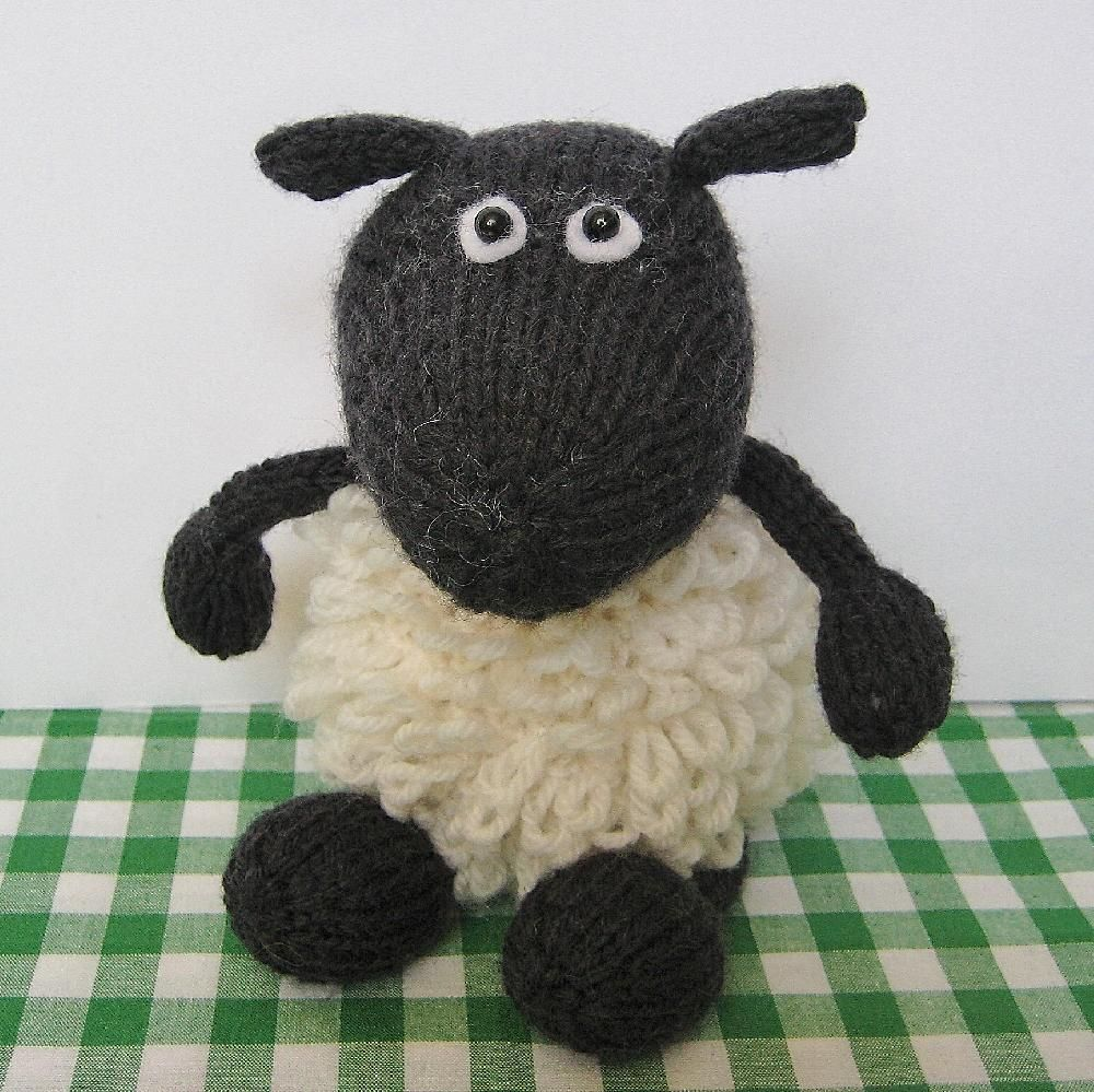 Loopy sheep knit patterns amanda and berry how to knit loops and free patterns bankloansurffo Gallery