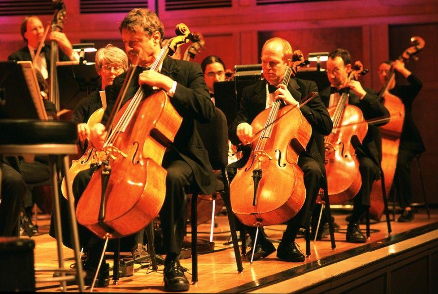 #6 Attend a Portland Symphony performance.