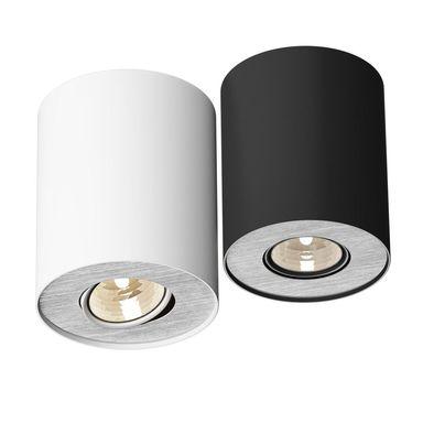 Oprawa Stropowa Natynkowa Pillar Ip20 Biala Gu10 Philips Oprawy Natynkowe W Atrakcyjnej Cenie W Sklepach Leroy Merlin Lamp Philips Lighting