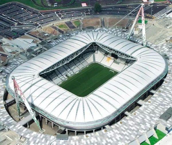 Juventus Stadium Juventus Italia Stadiums Of World