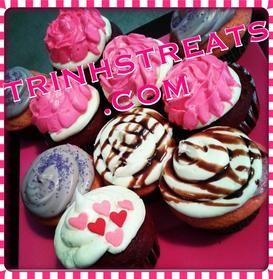 Cupcakes, Chocolate Covered Strawberries - Nikki Taylor - Fort Worth, Tx
