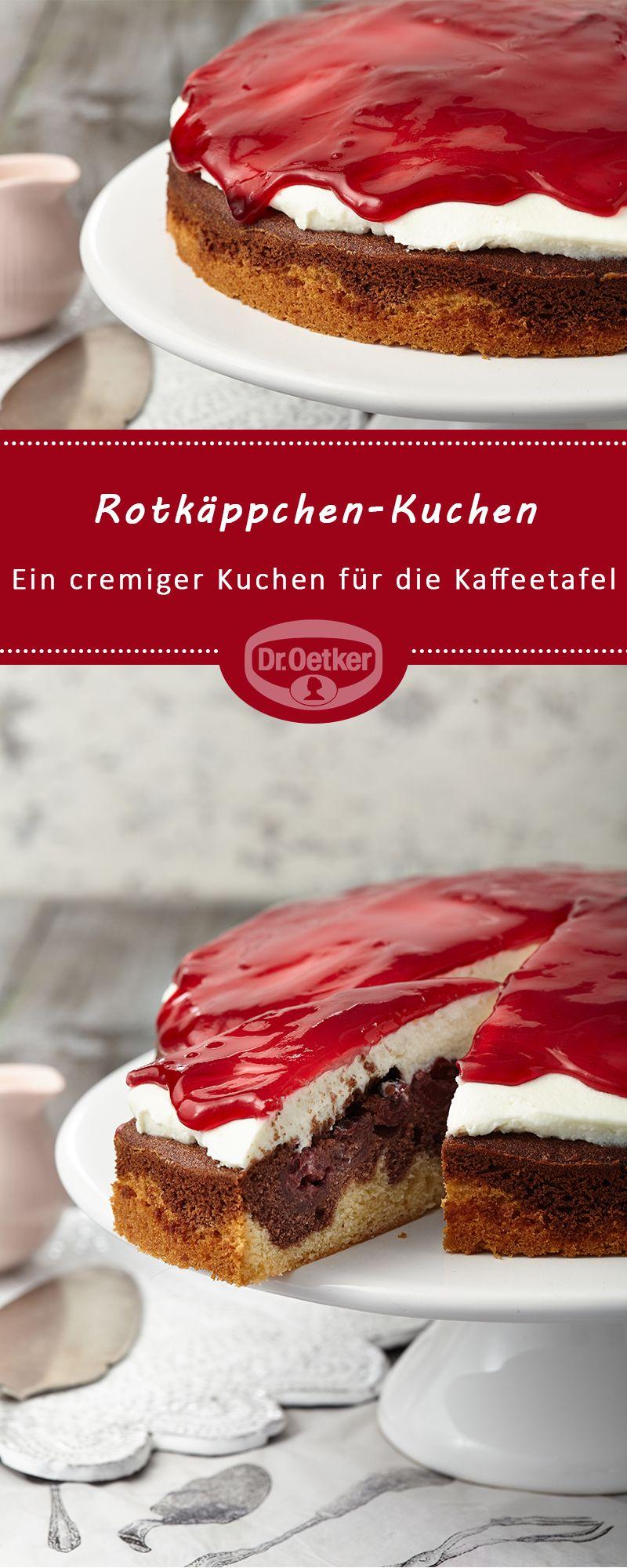 Rotkappchen Kuchen Rezept Kuchen Kuchen Rezepte Und