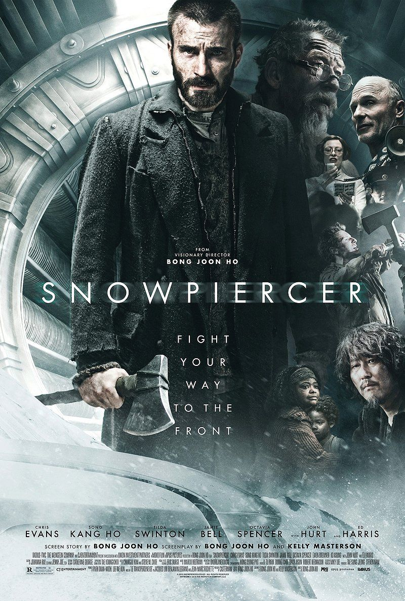 Snowpiercer A Film I Recommend Watching Chris Evans S Monologue