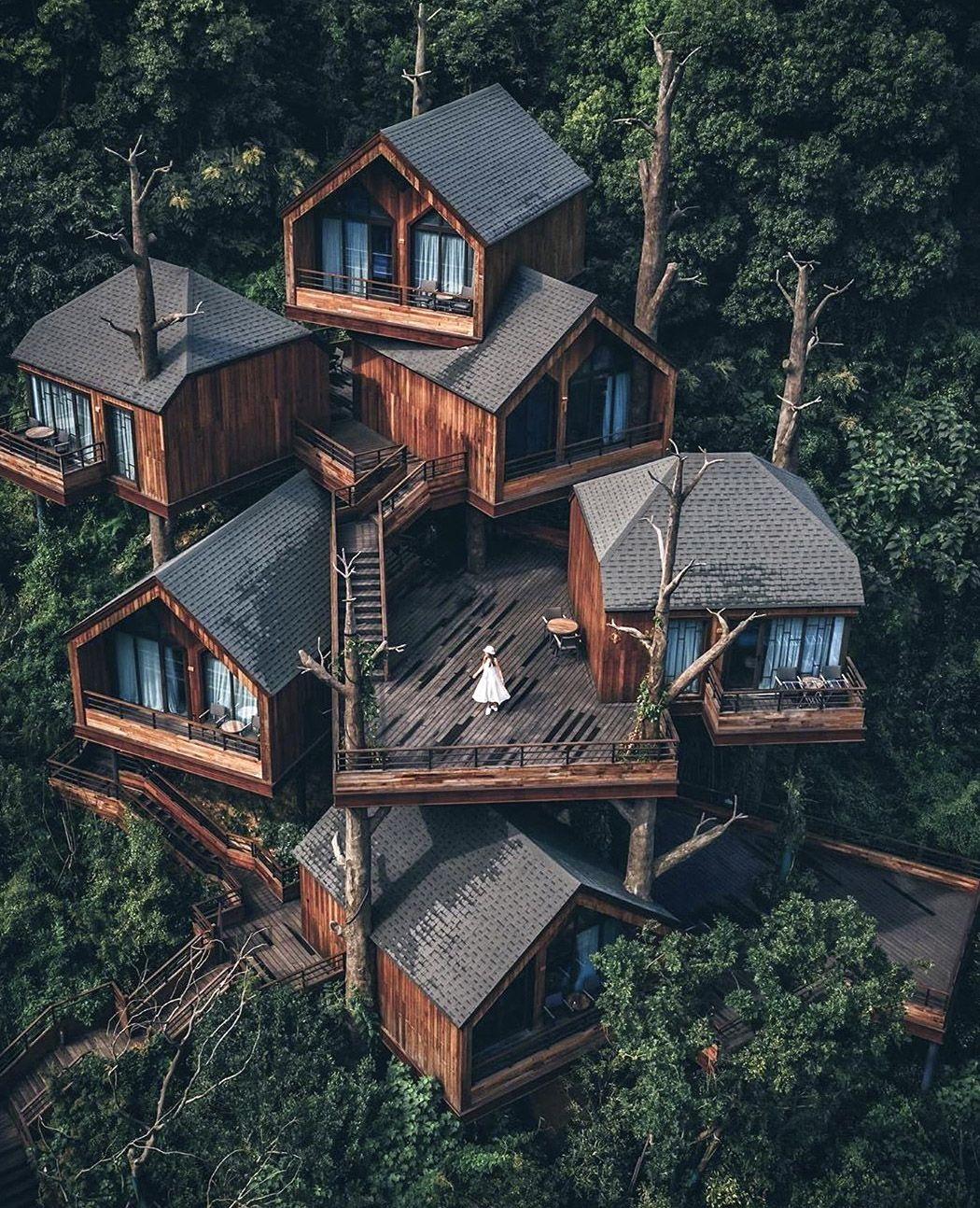 11 Casas Na Árvore Que Vão Te Fazer Voltar Para A