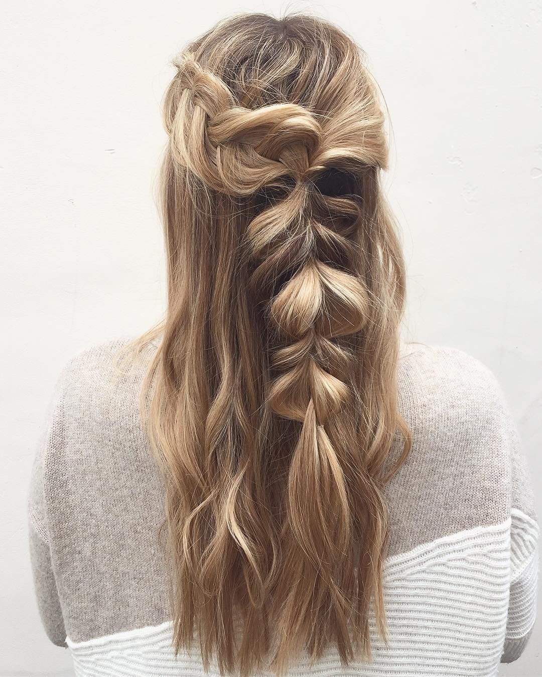 Boho braid featured hairstyle inspiration michael gray hair
