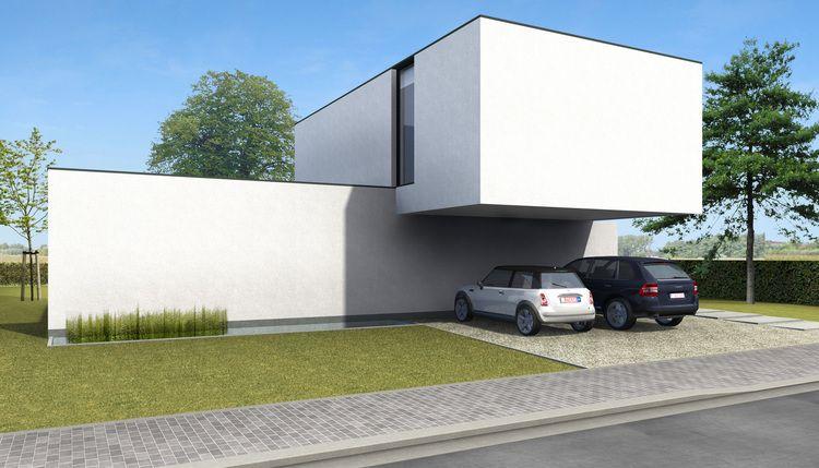 AIM archtitecten, nice livingroom space Concepts Kien Truc