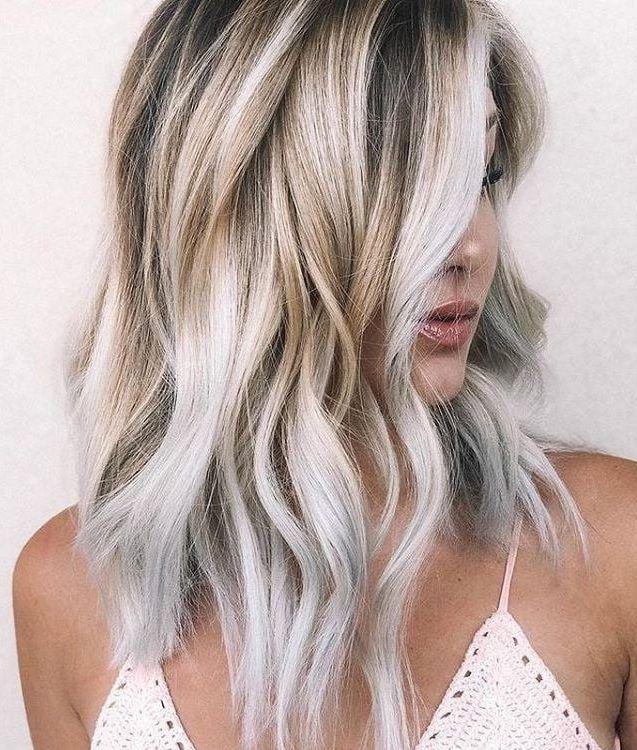 45 Latest Hair Color Styles Lassen Sie Heute Fur 2019 Inspire Nbsp 45 Neueste Farbstile Lassen Sie Sich Noc Haarfarben Kreative Haarfarbe Kokosnuss Haar