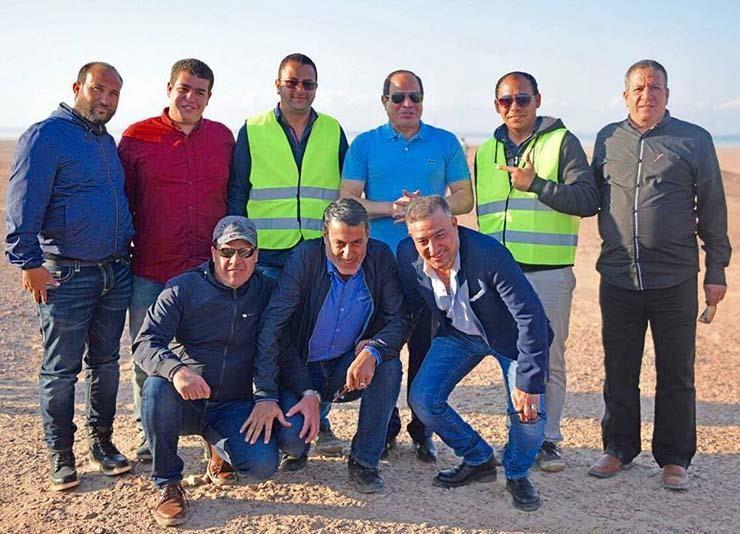 مفاجأة سارة بالصور يختصر الوقت لـ4 ساعات فقط طريق القاهرة شرم الشيخ الجديد وموعد الافتتاح News