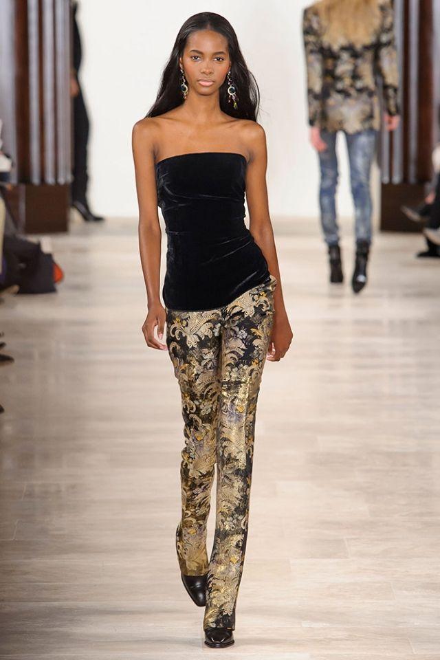 Ralph Lauren Fall 2016 – NY fashion week | Gloria's Mood