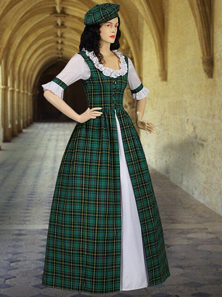 Kilt Costume Costume Pièce Unique