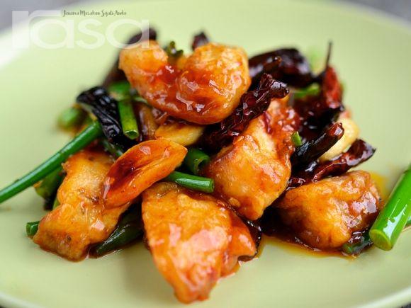 resipi fillet ikan resepi bergambar Resepi Sambal Ikan Bilis Chef Wan Enak dan Mudah
