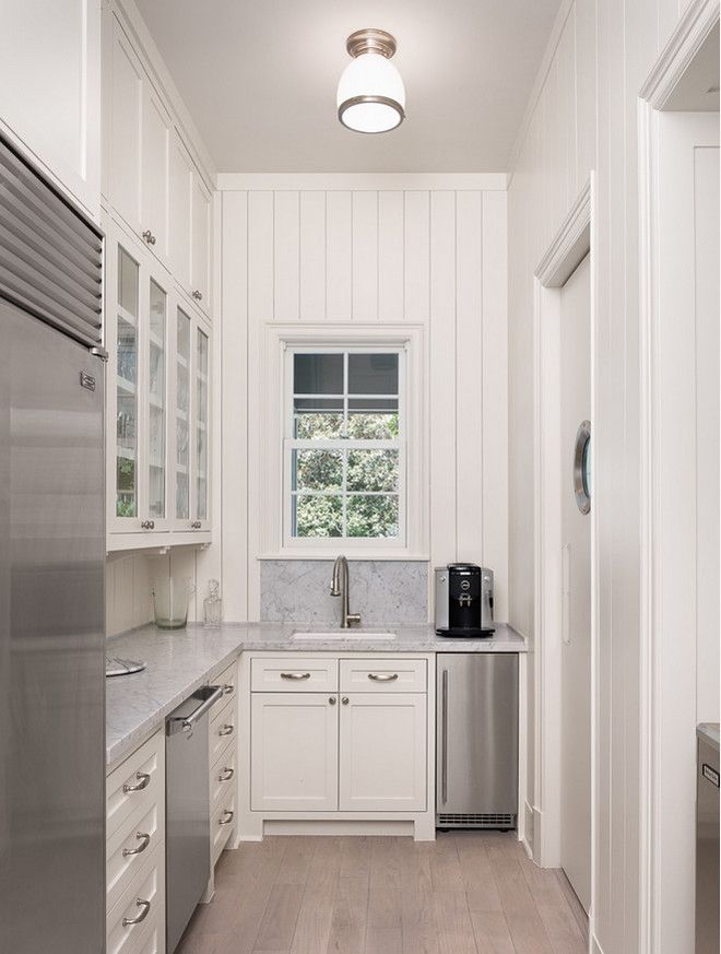 Modern Country Kitchen Butler S Pantry Modern Country Kitchens