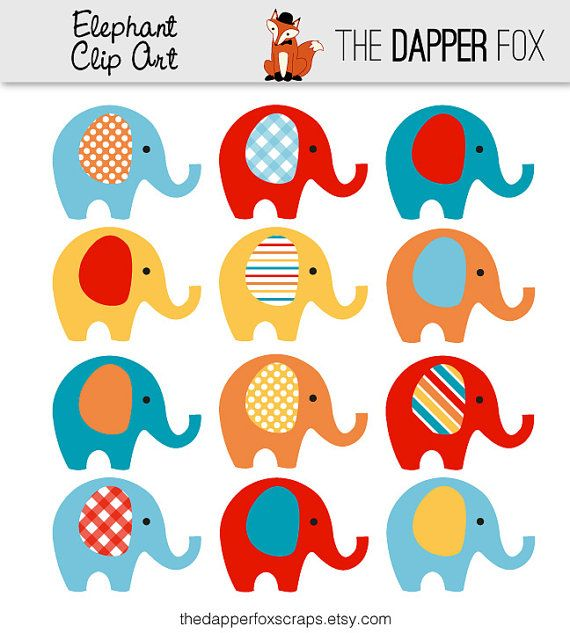 ► DESCRIPTION • Approximately 6 inches wide by 5 inches tall • 12 individual .png files with transparent backgrounds • 300 DPI • Personal and small commercial use • Coordinating sets in different colours: https://www.etsy.com/shop/TheDapperFoxScraps/search?search_query=baby+elephant&order=date_desc&view_type=gallery&ref=shop_search ► INSTRUCTIONS Upon purchase, you will be able to download the zip folder containing these files. View Etsys FAQ for downloading digital items…