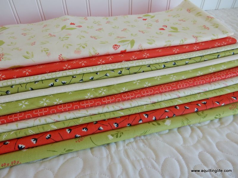 More Front Porch Fabrics Very Merry Moda Christmas Pinterest