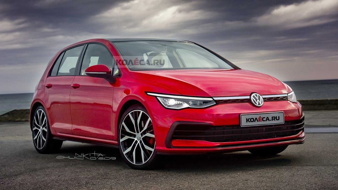 The Next Generation Of Volkswagen Golf Mk8 Is Coming To Canada