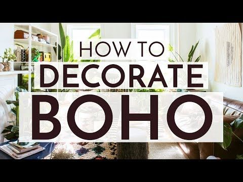 Boho Home Decor: 11 Tips That Show You How To Pull It Off | Posh Pennies