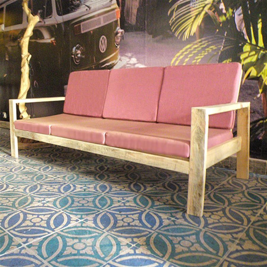 Wooden Armchair Triple Wooden Armchair Ahsap Koltuk Uclu Ahsap Koltuk Solid Wood Triple Armchair Jardin Desi In 2020 Lounge Gartenmobel Lounge Mobel Armlehnen