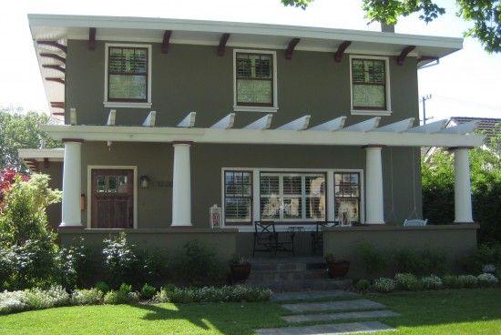 404 Not Found Four Square Homes House Exterior Color Schemes House Exterior