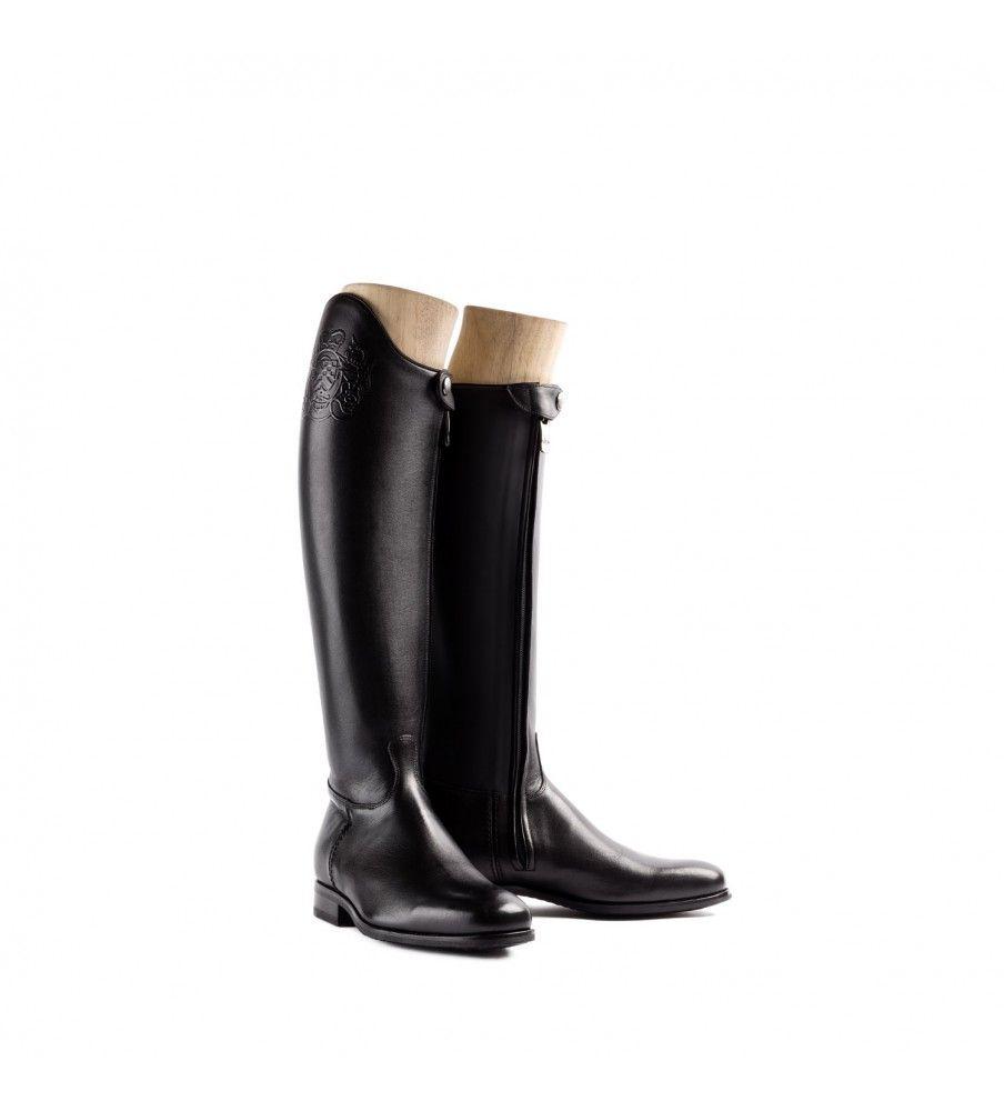 Dressage Riding Boots by Alberto Fasciani #albertofasciani #ridingboots # fasciani #dressage