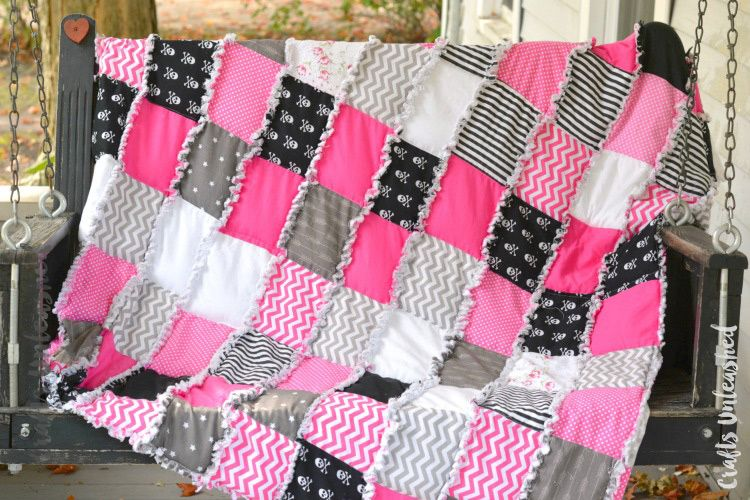 Weighted Blanket Tutorial Free Pattern Consumer Crafts