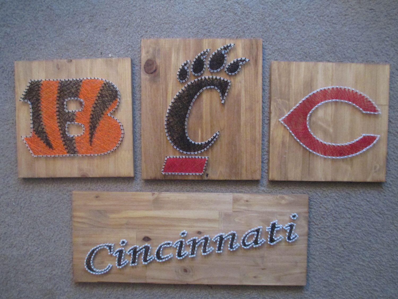 For the ultimate Cincinnati fan This 4