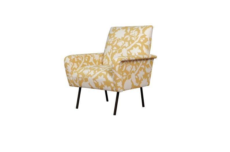 Best Mid Century Modern Accent Chair Blue Chip Furniture 400 x 300