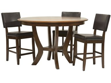 Shop For Tennessee Enterprises Round Table, And Other Dining Room Dining  Tables At Bears Furniture In Franklin, PA.