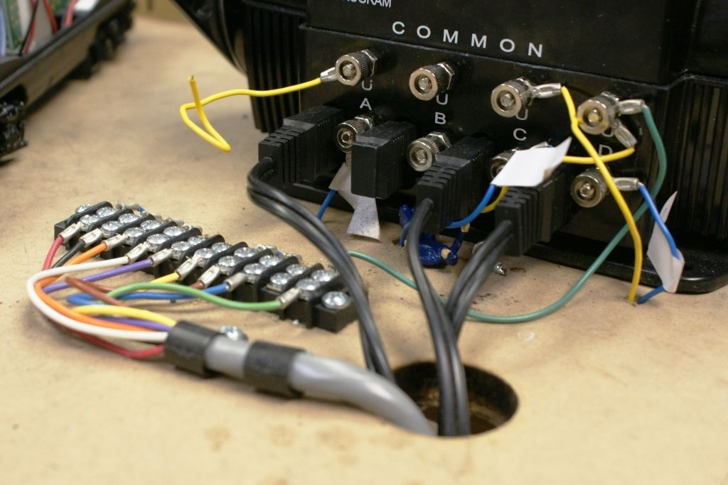 Wiring  U2013 Best Practices For Model Railroads