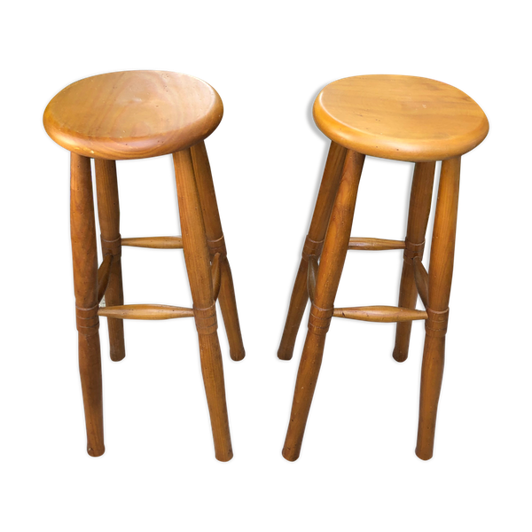 Lot de 2 tabourets de bar   – Products